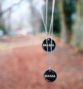 Mums That Slay Slay List Kemi Kids Mama Necklace