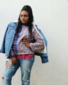 Mums That Slay How to wear a denim jacket in winter fashion blogger UK Mum style blog