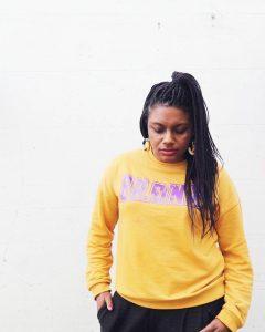 Mums That Slay 5 of the best slogan sweaters new Look Bronx Sweatshirt