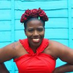 #JUSTSLAYING INTERVIEW: VLOGGER CANDICE BRATHWAITE ON VINTAGE STYLE, MOTHERHOOD & MUM BOSSING