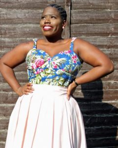 Mums That Slay #JUSTSLAYING INTERVIEW: CANDICE BRATHWAITE ON VINTAGE