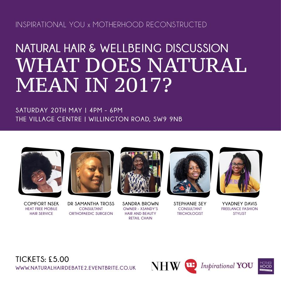 Influential You What does natural mean in 2017 Yvadney Davis Mums That Slay
