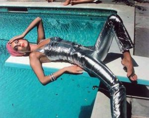 Mums That Slay Summer Beauty Essentials Helmut Newton Disco Pool Party