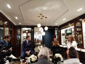 Floris London 1927 Fragrance Launch Mums That Slay fragrance launch london mum luxury beauty blog