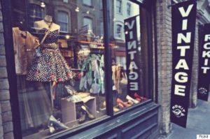 Rokit Vintage shop London