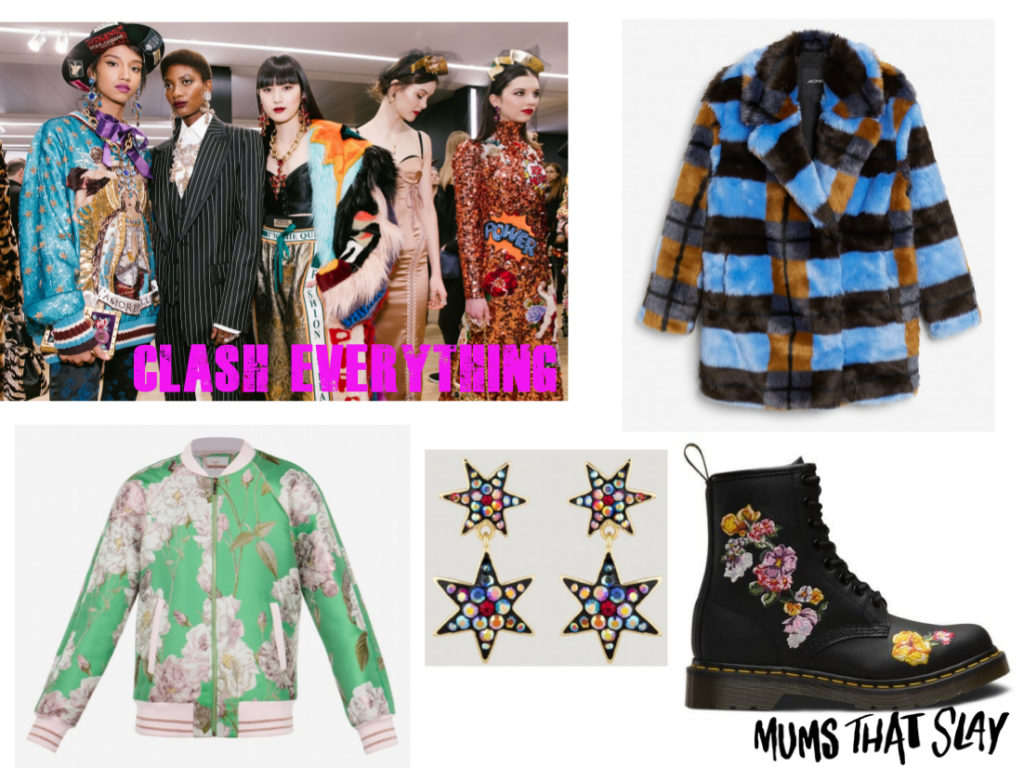 fashion blogger mama style blog maximal clash fashion trend