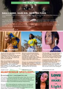 Mums Blog Black British bloggers