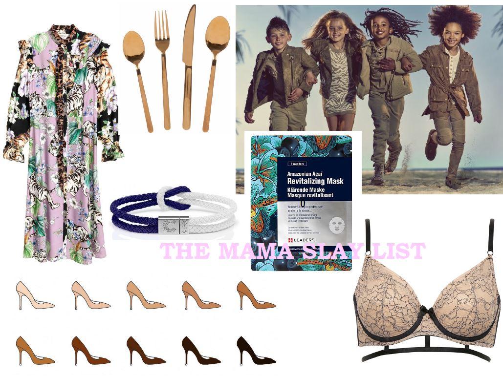 Mums That Slay lifestyle mummy style blog The Mama Slay List