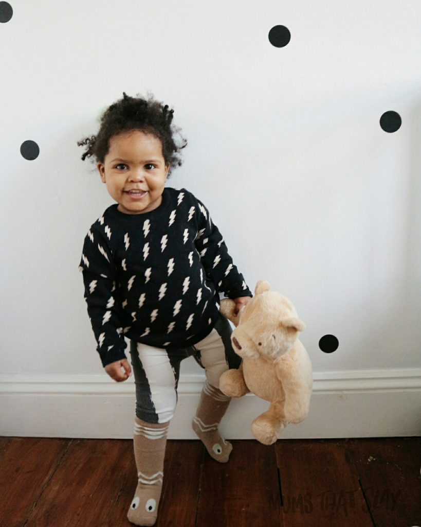 Mums That Slay Monochrome Baby Fashion H&M and Noe & Zoe