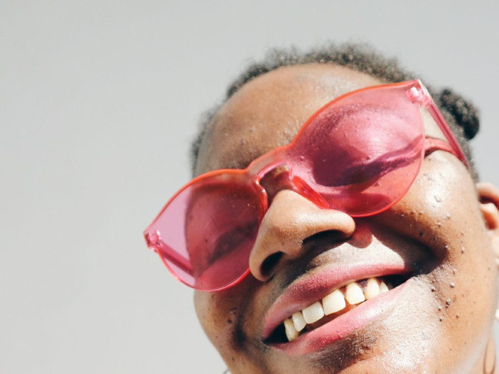 Fashion blogger Flying Tiger Sunglasses Black fashion blog