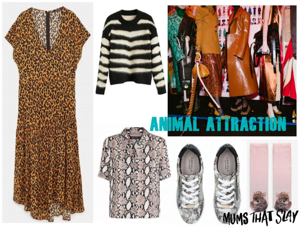 fashion blogger mama style blog animal print trend